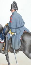Photo 2 : 1830. Garde Royale. Vétérinaire de Cuirassiers (1er Régiment).