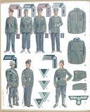 Photo 3 : CASTERMAN, L'UNIFORME ET LES ARMES DES SOLDATS DE LA GUERRE 1939-1945 - TOMES 1,2 & 3
