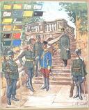 Photo 4 : CASTERMAN, L'UNIFORME ET LES ARMES DES SOLDATS DE LA GUERRE 1939-1945 - TOMES 1,2 & 3