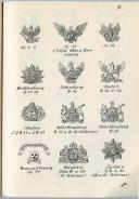 Photo 4 : UNIFORMEN DES DEUTSCHEN HEERES IM JULI 1914 - HEFT II. KAVALLERIE, PREMIÈRE GUERRE MONDIALE.