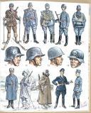 Photo 6 : CASTERMAN, L'UNIFORME ET LES ARMES DES SOLDATS DE LA GUERRE 1939-1945 - TOMES 1,2 & 3
