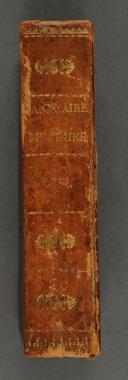 ANNUAIRE MILITAIRE de France pour l'année 1835.  (1)