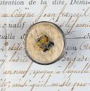 Photo 2 : BOUTON DE GARDE NATIONALE DE FRANCE, GROS MODULE, MONARCHIE CONSTITUTIONNELLE.