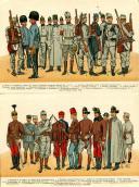 Photo 3 : RUHL. ÖSTERREICH UNGARISCHE ARMEE (1910).