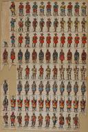 """VAGNÉ (Marcel)  - """" Types Guerriers de l'Afrique """" - Imagerie nouvelle - n° 983"""