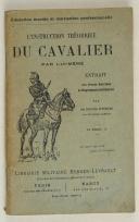 Photo 1 : Cdt CHAPUIS - -Instruction théorique du cavalier par lui-même