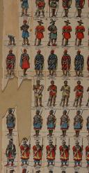 """VAGNÉ (Marcel)  - """" Types Guerriers de l'Afrique """" - Imagerie nouvelle - n° 983 (3)"""