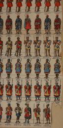 """VAGNÉ (Marcel)  - """" Types Guerriers de l'Afrique """" - Imagerie nouvelle - n° 983 (4)"""