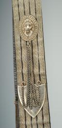 Photo 5 : GIBERNE DE GRANDE TENUE DU 9ème Régiment de CHASSEURS À CHEVAL DE LA LIGNE VERS 1810-1815