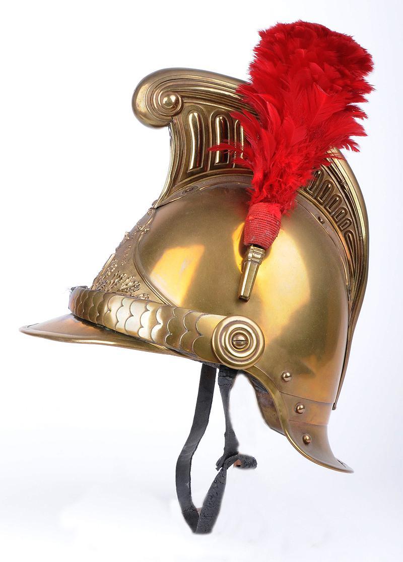 49 casque de sapeur