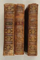 LA CHESNAYE DES BOIS. Dictionnaire militaire ou recueil alphabétique de tous les termes propres à l'art de la guerre.