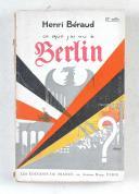Photo 1 : BÉRAUD – Ce que j'ai vu à Berlin