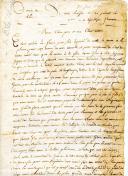 Armée du Rhin, BELLE LETTRE DOCUMENTÉE DU SOLDAT MICHEL BOUILLION À SES PARENTS, depuis Bâle en Suisse, 10 juin 1800.