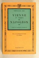 BAC. Vienne au temps de Napoléon.   (1)