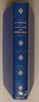 Photo 2 : ANGELUCCI – Catalogo della Armeria Reale