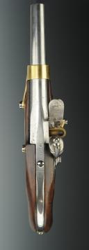 Photo 3 : PISTOLET DE CAVALERIE PREMIER EMPIRE, modèle An XIII de St Etienne.