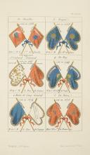 Photo 4 : DESJARDINS. Recherches sur les drapeaux français.