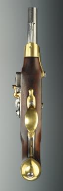 Photo 5 : PISTOLET DE CAVALERIE PREMIER EMPIRE, modèle An XIII de St Etienne.