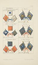 Photo 5 : DESJARDINS. Recherches sur les drapeaux français.