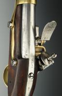Photo 6 : PISTOLET DE CAVALERIE PREMIER EMPIRE, modèle An XIII de St Etienne.