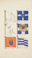 Photo 7 : DESJARDINS. Recherches sur les drapeaux français.