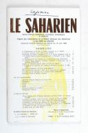 Le saharien