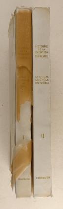 Photo 2 : HISTOIRE DE LA LOCOMOTION TERRESTRE.