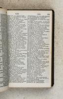 Photo 4 : NUGENT – Nouveau dictionnaire de poche Français-Anglais et Anglais-Français (Descharmes)