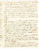 Photo 4 : Armée du Nord. UNE LETTRE DU DRAGON JOSEPH DE FOLARD, 12 novembre 1804, ET TROIS LETTRES D'UN DE SES FRÈRES, 28 novembre 1805, 8 décembre 1805, 26 décembre 1805, À LEURS PARENTS.