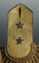 PAIRE D'ÉPAULETTES DE JEAN-BAPTISTE SYMON DE SOLÉMY, DE MARÉCHAL DE CAMP, 1797-1801, RÉVOLUTION. (5)