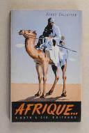 VALLOTTON (Henry) – Afrique  (1)