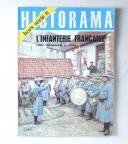 Historama, l'Infanterie française des origines à 1945  (1)