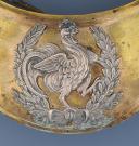 HAUSSE-COL D'OFFICIER D'INFANTERIE, MODÈLE DU 11 septembre 1830, MONARCHIE DE JUILLET. (2)