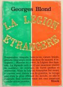 Photo 1 : BLOND La légion étrangère.