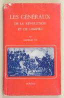 Photo 1 : Georges Six – Les Généraux de la Révolution et de l'Empire
