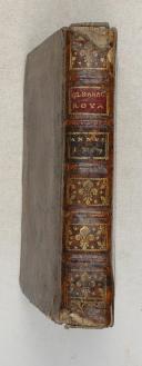 Photo 1 : Almanach royal - 1762