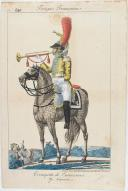 Photo 1 : MARTINET- TROMPETTE DE CUIRASSIERS - Ier EMPIRE