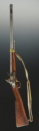 Photo 2 : MOUSQUETON D'ARTILLERIE, modèle 1829, Restauration.