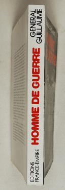 """Gl GUILLAUME – """" Homme de guerre """"   (2)"""