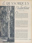 """"""" INDOCHINE """" - Revue - Numéro de 28 pages - """" Terre Française """" - L'histoire de l'Indochine  (3)"""