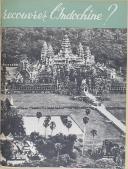 """"""" INDOCHINE """" - Revue - Numéro de 28 pages - """" Terre Française """" - L'histoire de l'Indochine  (4)"""