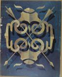 """"""" Le butin des guerres de bourgogne et des œuvres d'art de la cour de bourgogne """" - Musée d'histoire de Berne - 1969 - English and French Version (1)"""