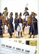 ROUSSELOT LUCIEN : ÉTAT-MAJOR ET AIDES DE CAMP 1803-1815.