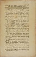 """Photo 7 : LAVAUZELLE - """" 2ème régiment d'Infanterie Coloniale - 49ème Bataillon de chasseurs à pied - 119ème Régiment d'Infanterie Coloniale"""" - Lot de 3 livrets - 1920 - 1921"""