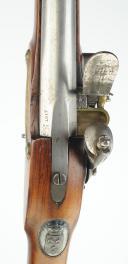 Photo 12 : Fusil de Récompense pour les Troupes à Pied Royalistes s'étant distinguées pendant les Campagnes Contre la Révolution, Attribué à Gabriel MOREL, Modèle 1817.