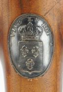 Photo 13 : Fusil de Récompense pour les Troupes à Pied Royalistes s'étant distinguées pendant les Campagnes Contre la Révolution, Attribué à Gabriel MOREL, Modèle 1817.