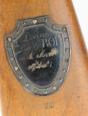Photo 1 : Fusil de Récompense pour les Troupes à Pied Royalistes s'étant distinguées pendant les Campagnes Contre la Révolution, Attribué à Gabriel MOREL, Modèle 1817.