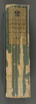ANNUAIRE MILITAIRE de France pour l'année 1829.
