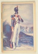 Calendrier du soldat français – octobre 1933 – avril 1935  (1)