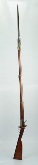 Photo 2 : Fusil de Récompense pour les Troupes à Pied Royalistes s'étant distinguées pendant les Campagnes Contre la Révolution, Attribué à Gabriel MOREL, Modèle 1817.